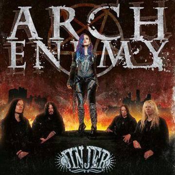 Koncert: Arch Enemy, Jinjer w Warszawie