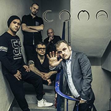 Koncert: Coma w Poznaniu