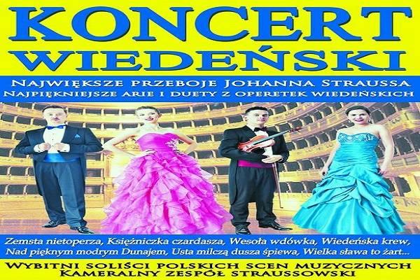 Koncert Wiedeński 2 w Kłodzku