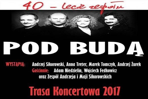 Koncert grupy Pod Budą w Gdańsku