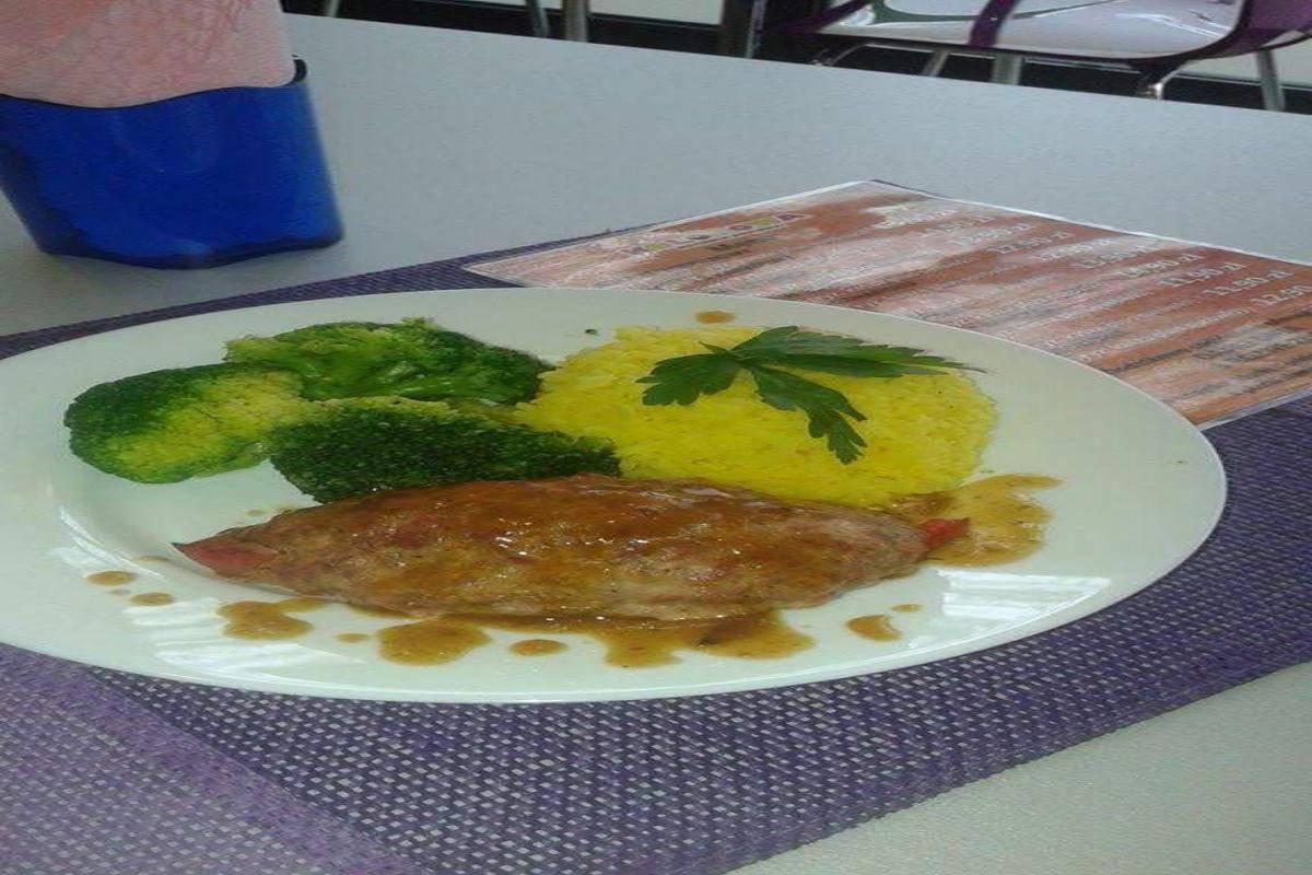 Kolorowa Kuchnia Domowa Zielona Góra W Zielonej Górze