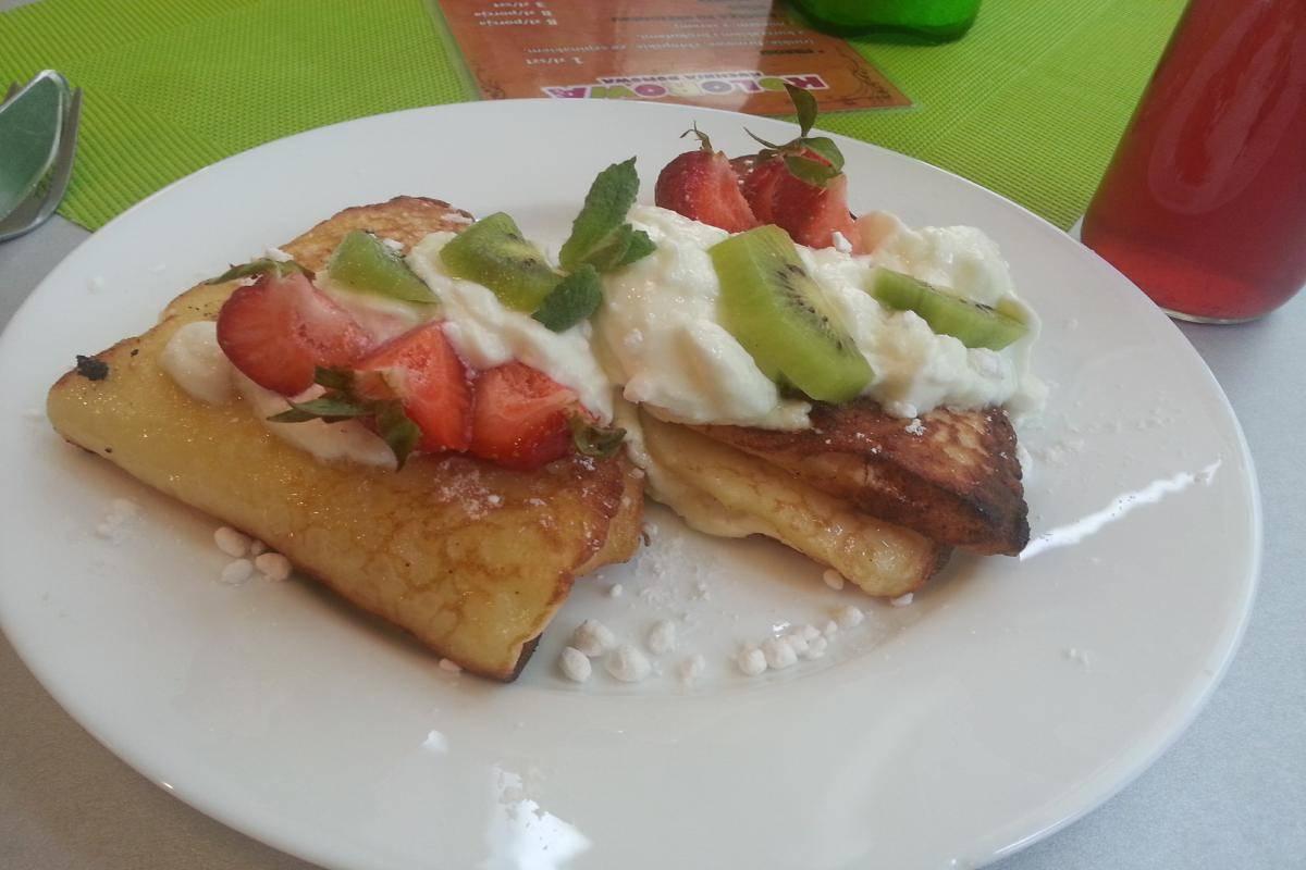 Kolorowa Kuchnia Domowa Zielona Gora W Zielonej Gorze