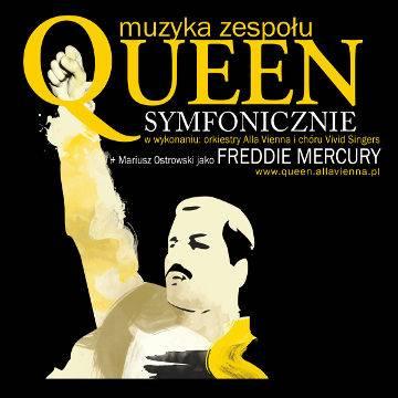 Muzyka zespołu Queen Symfonicznie w Zielonej Górze