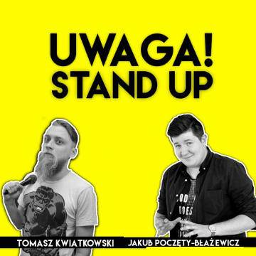 Stand Up Comedy: Tomek Kwiatkowski, Jakub Poczęty-Błażewicz w Tychach