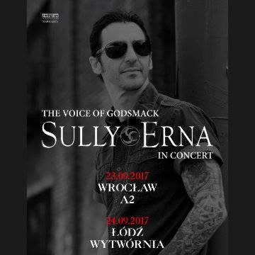 Koncert: Sully Erna we Wrocławiu