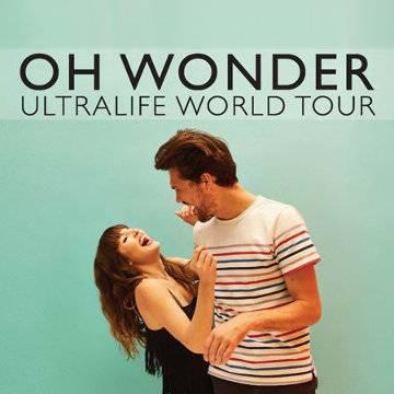 Koncert: Oh Wonder w Krakowie
