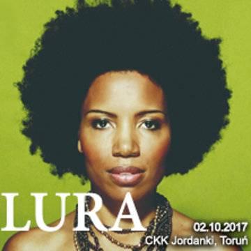 Koncert: Lura w Toruniu
