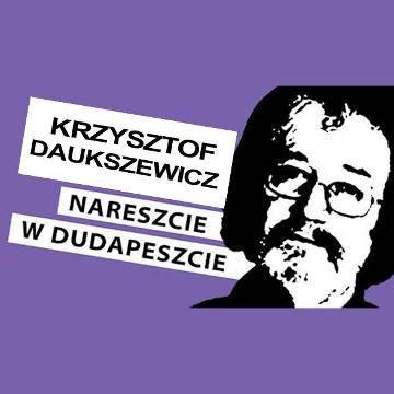 Krzysztof Daukszewicz w Sosnowcu