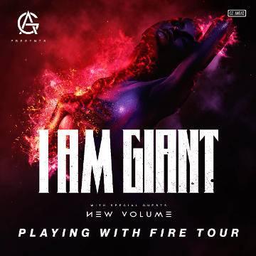 Koncert: I Am Giant w Poznaniu
