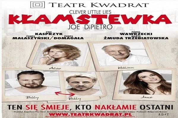 Spektakl pt. Kłamstewka w Gdyni