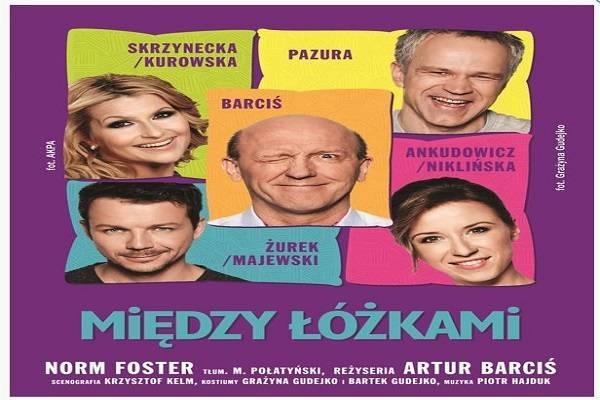 Spektakl pt. Między łóżkami w Gdyni