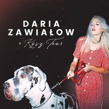 Koncert: Daria Zawiałow w Zielonej Górze
