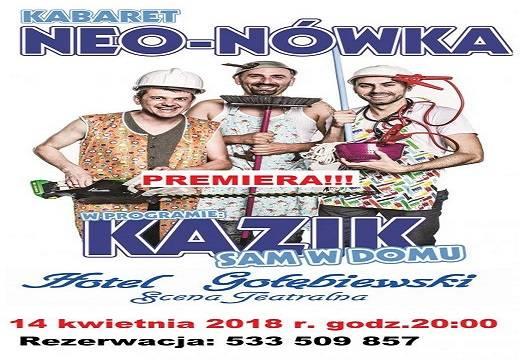 Kabaret Neo-Nówka: Kazik sam w domu - Karpacz