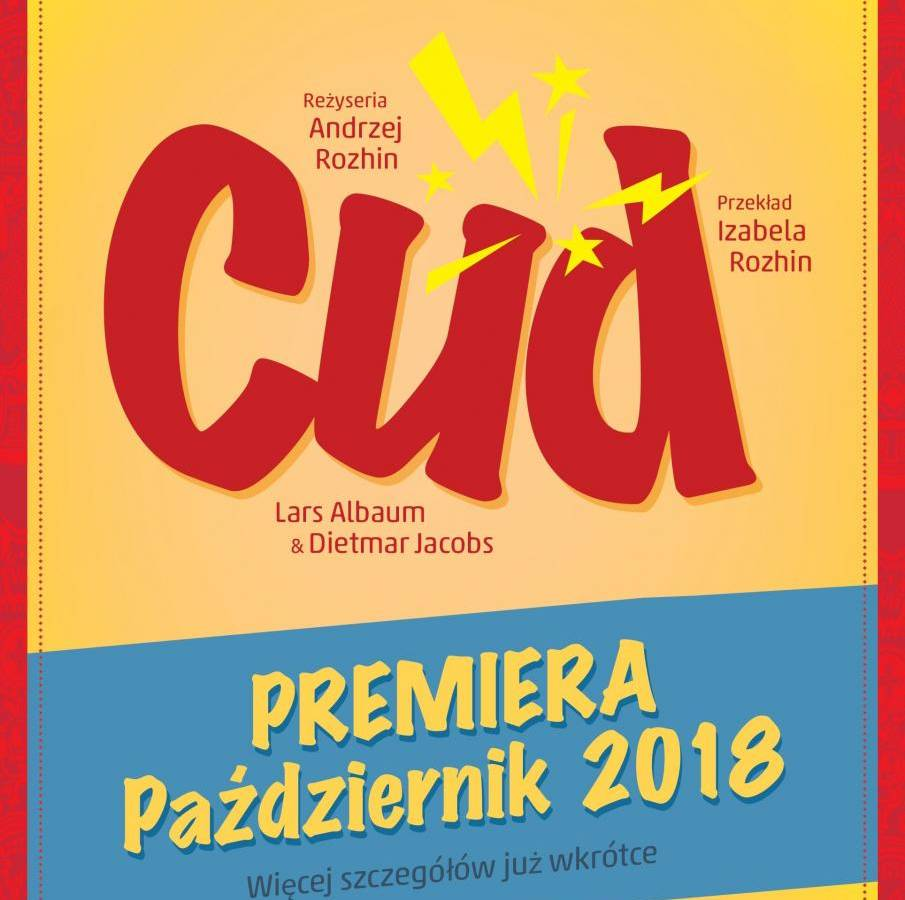"""Spekatkl """"CUD"""" w Filharmonii Częstochowskiej"""