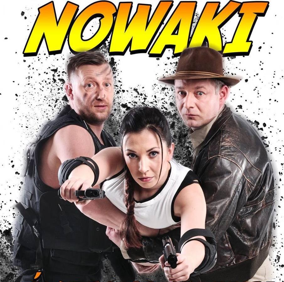 Kartuzy: Kabaret Nowaki 10-lecie Śmiechokalipsa