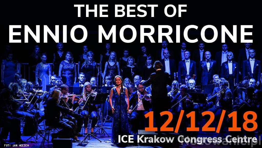 Kraków: Koncert The Best of Ennio Morricone