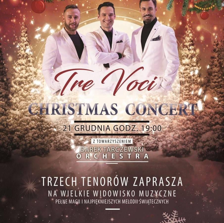 TREvoci - Christmas Concert z orkiestrą kameralną w Krakowie