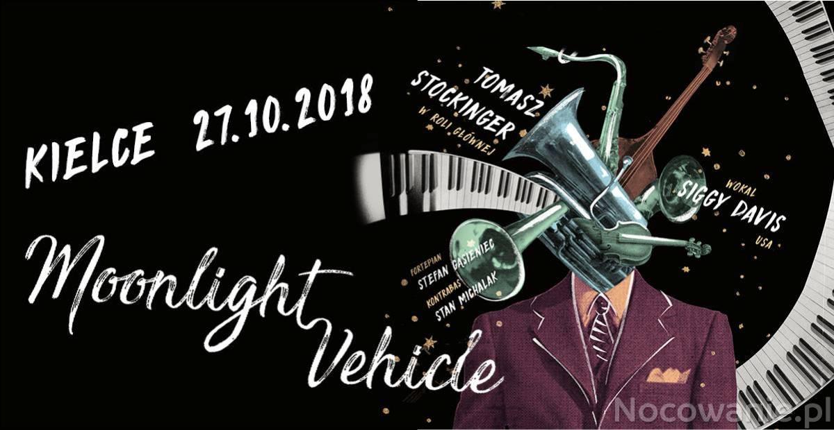 Kielce: Spektakl MOONLIGHT VEHICLE