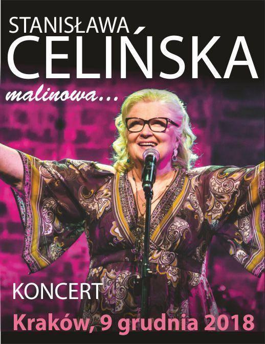 Koncert Stanisławy Celińskiej w Auditorium Maximum UJ