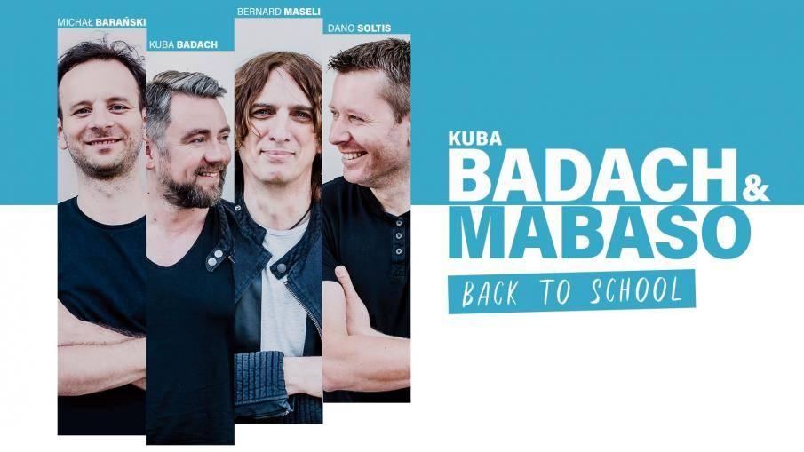 Koncert w Starym Maneżu w Gdańsku: Kuba Badach + MaBaSo - Back to School