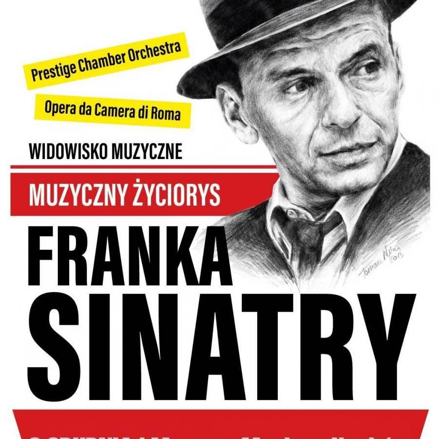 """Spektakl """"Muzyczny życiorys Franka Sinatry"""" w Muzeum Manggha w Krakowie"""