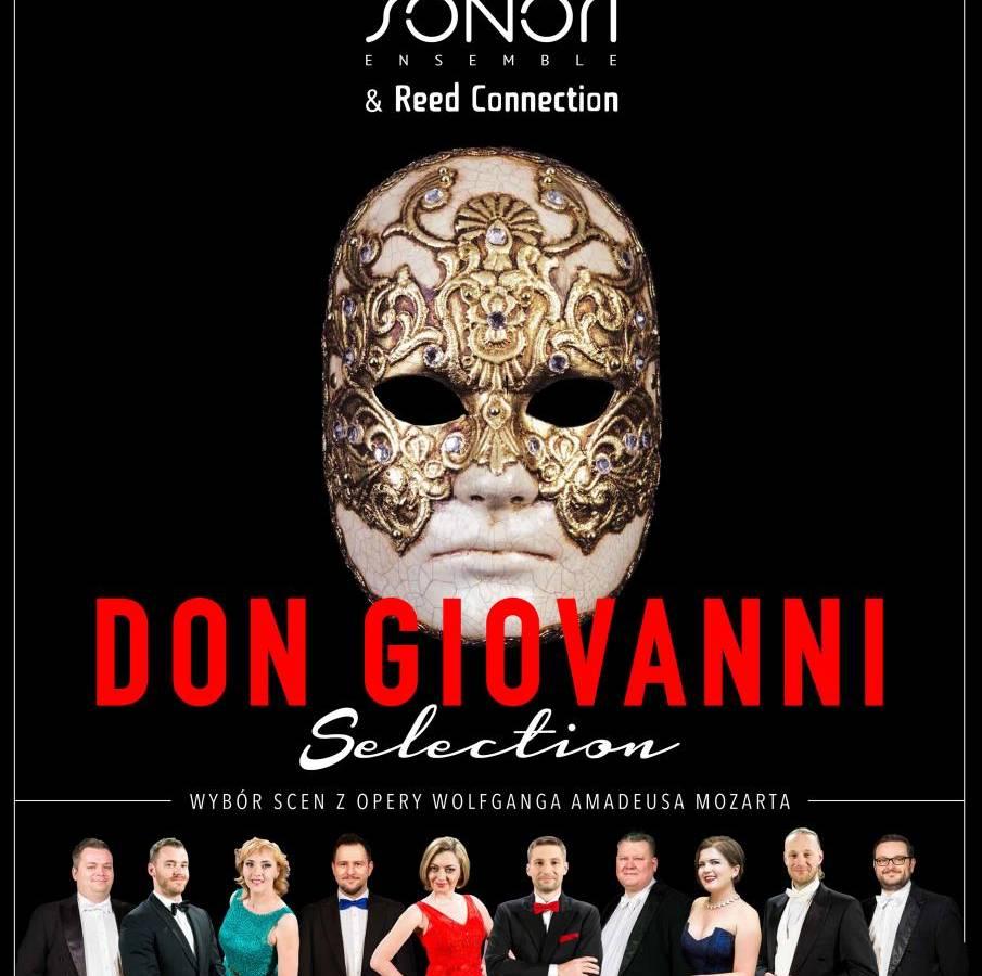 Koncert Don Giovanni Selection w Auli Uniwersytetu Zielonogórskiego