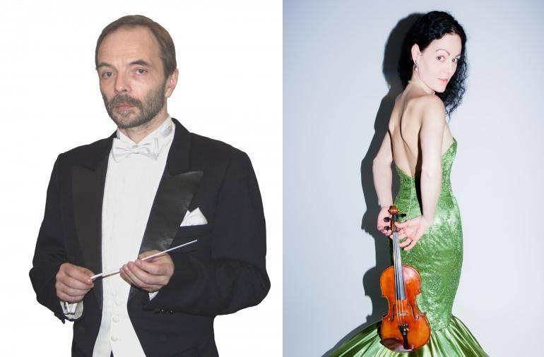 Koncert w Słupsku: Wielcy Muzyczni Geniusze - Wolfganf Amadeusz Mozart