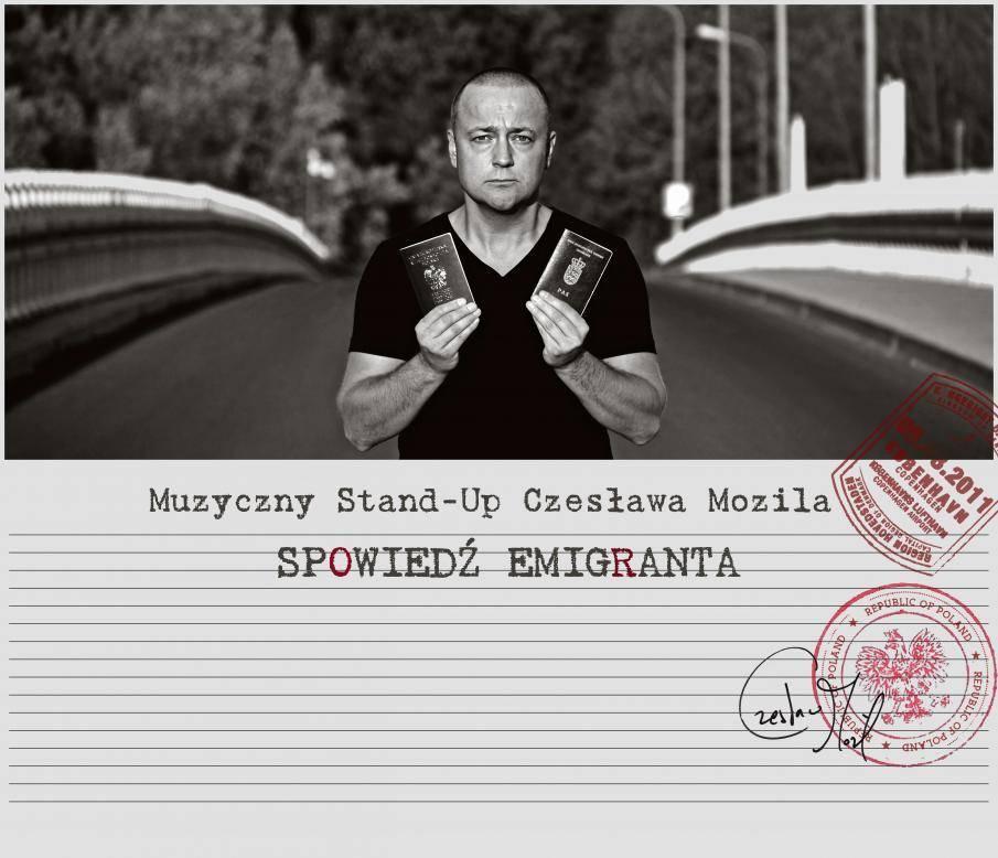 Czesław Śpiewa Solo Act w Klubie Ceglana w Mrągowie