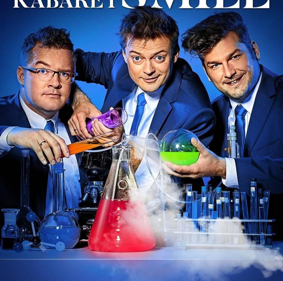Kabaret Smile w CKK Jordanki w Toruniu: To się nadaje do Kabaretu