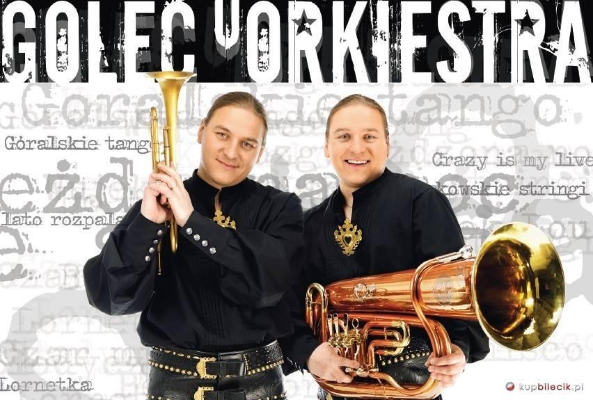 Koncert Golec uOrkiestra w Filharmonii Podkarpackiej w Rzeszowie