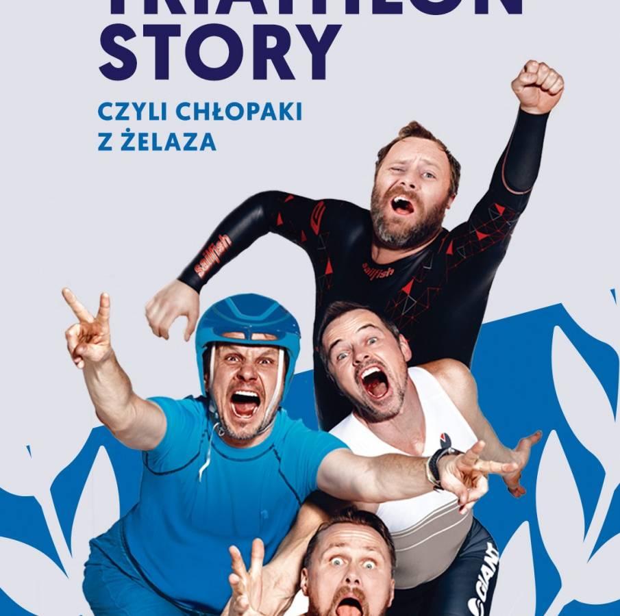 """Spektakl """"Triathlon Story"""" w Filharmonii Podkarpackiej w Rzeszowie"""
