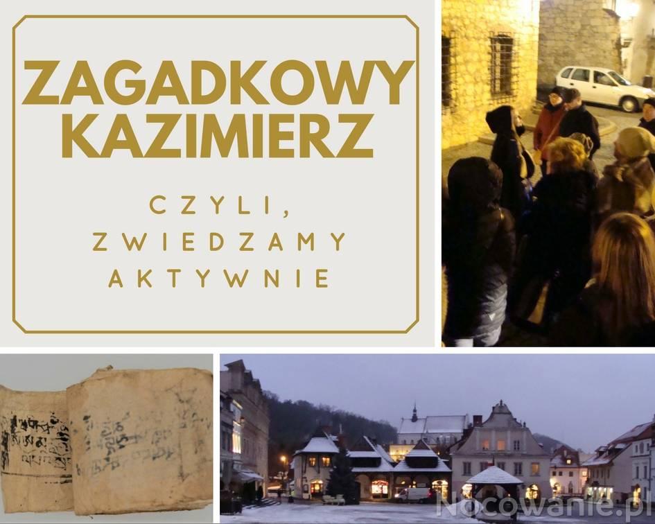 Wycieczka Zagadkowy Kazimierz