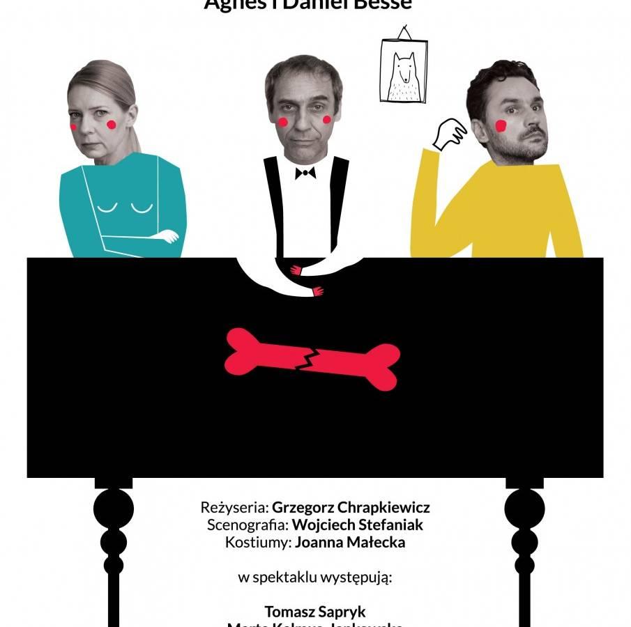 """Spektakl """"Psiunio"""" w Gdyńskim Centrum Kultury"""