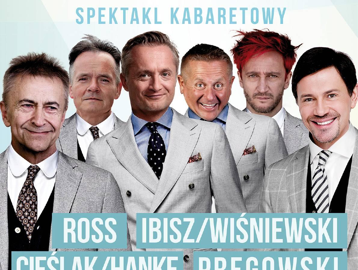 """Spektakl kabaretowy """"Chory na Sukces"""" w Andrychowie"""