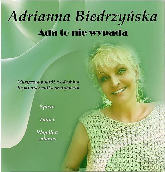 """Koncert Adrianny Biedrzyńskiej """"Ada to nie wypada"""" w Domu Kultury w Garwolinie"""
