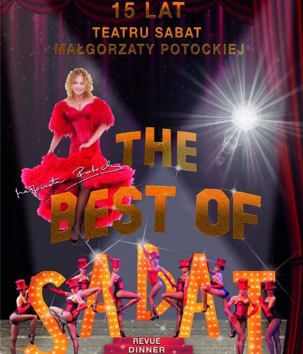 Rewia Teatru Sabat w Warszawie: THE BEST OF SABAT