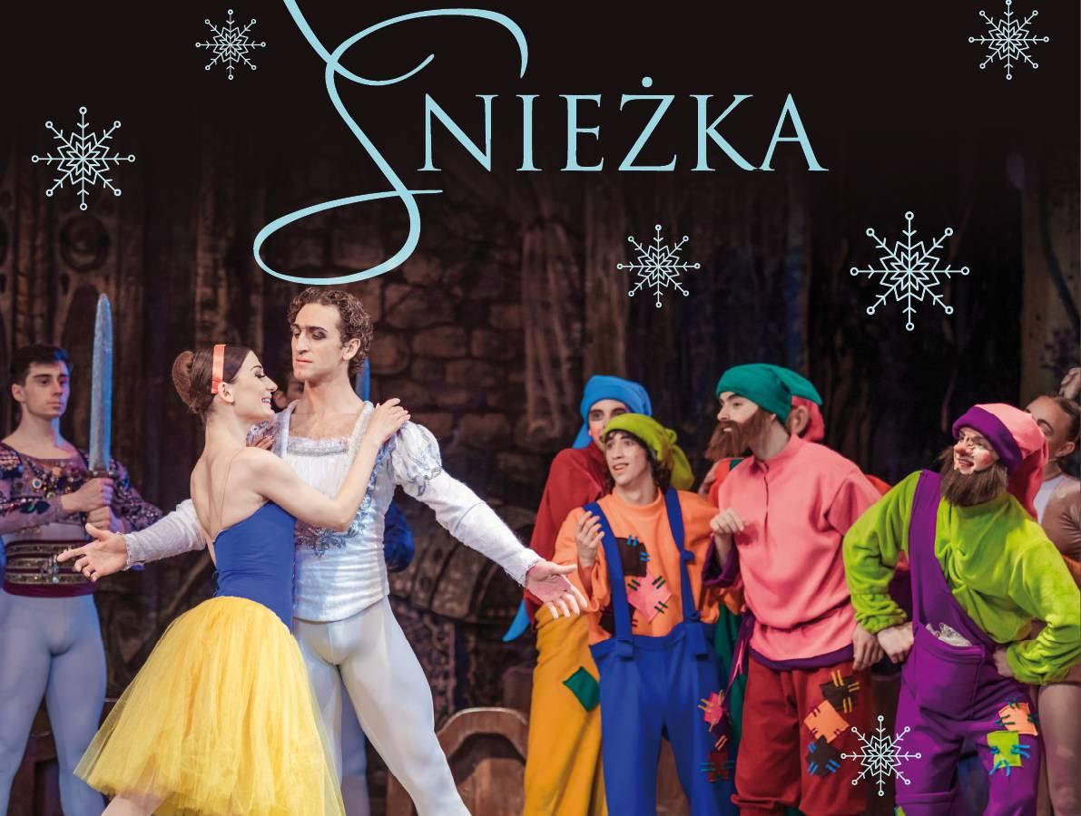 """Balet """"Królewna Śnieżka"""" w Miejskim Domu Kultury w Andrychowie"""