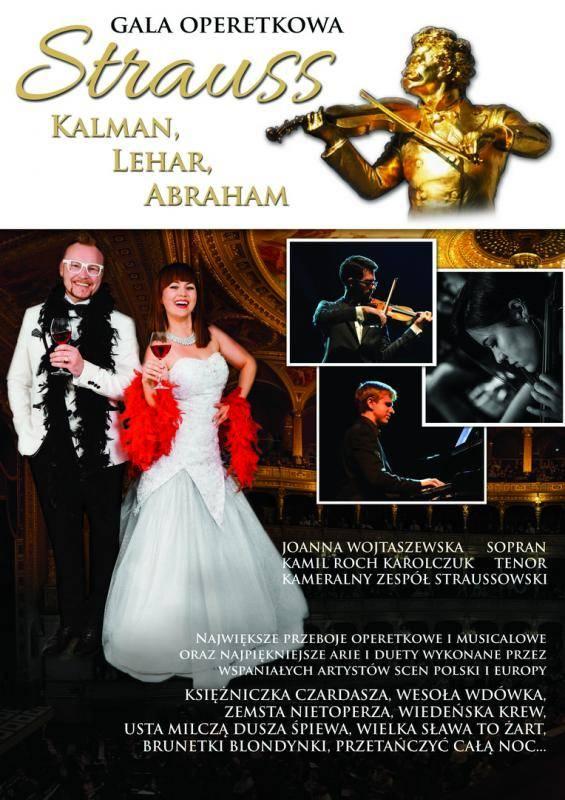 Gala Operetkowa w Domu Kultury Bielszowice w Rudzie Śląskiej