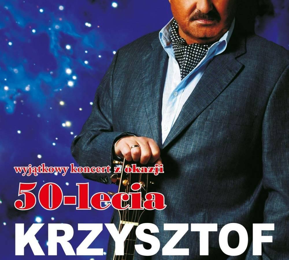 Koncert Krzysztofa Krawczyka w Scenie Teatralnej NOT w Gdańsku