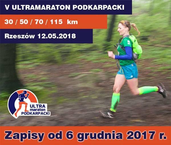 V Ultramaraton Podkarpacki: Rzeszów