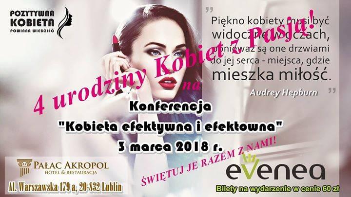 4 urodziny Kobiet z Pasją!: Lublin