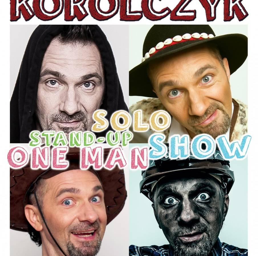 Stand-up Roberta Korólczyka w Białymstoku: One Man Show