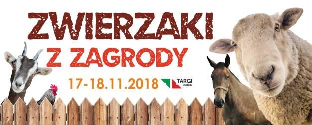 Rewia Zwierzaki z Zagrody w Targach Lublin