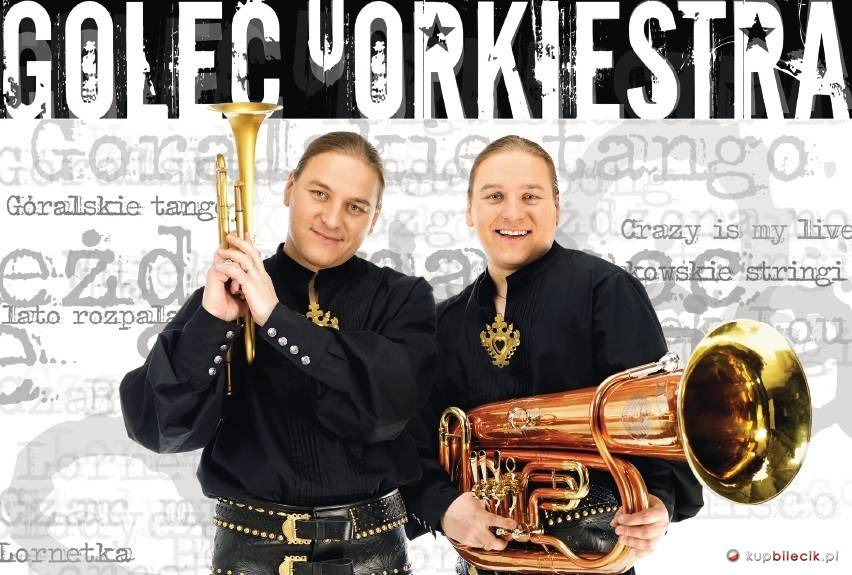 Koncert kolęd Golec uOrkiestra w Filharmonii Częstochowskiej