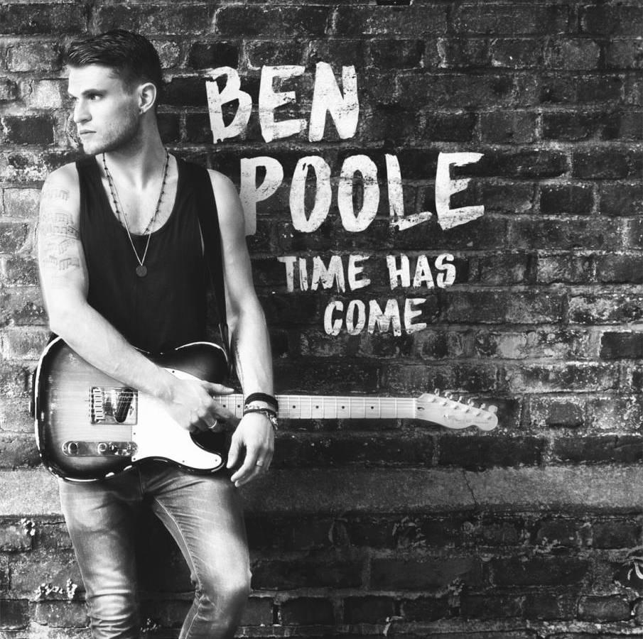 Koncert Bena Poole'a w Blues Clubie w Gdyni