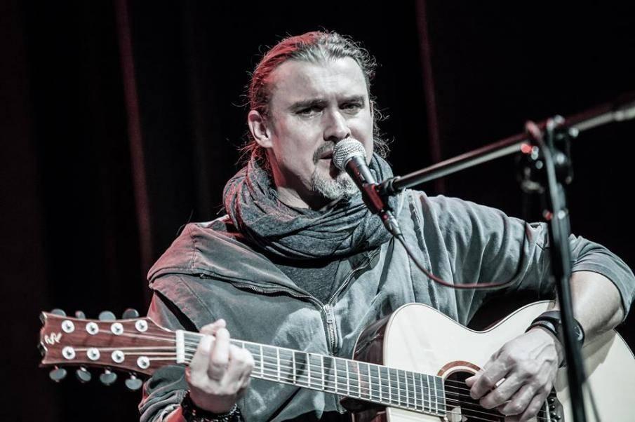 Koncert Macieja Balcara w Blues Clubie w Gdyni