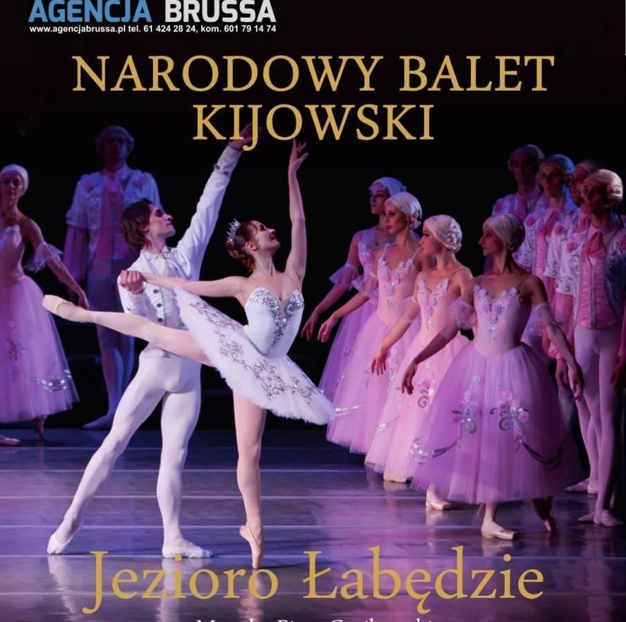 """Narodowy Balet Kijowski w Teatrze Dramatycznym w Płocku: """"Jezioro Łabędzie"""""""