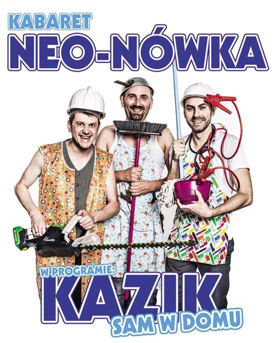 Kabaret Neo-Nówka w sali koncertowej CKK Jordanki w Toruniu: Żywot Mariana