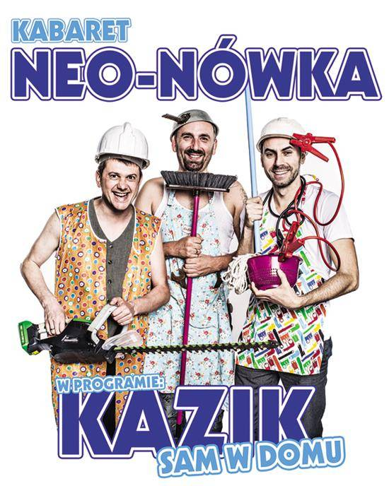 Kabaret Neo-Nówka w Hali Gryfia w Słupsku: Żywot Mariana