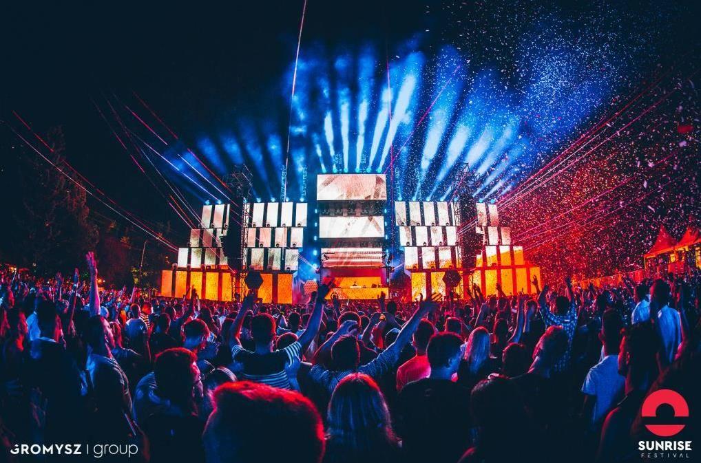 Sunrise Festival 2018 w Kołobrzegu